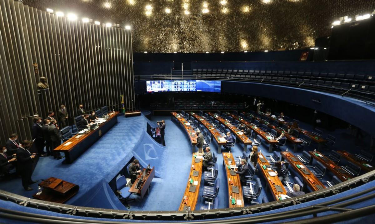 Senado aprova MP que viabiliza a privatização da Eletrobras (Foto: Agência Brasil)