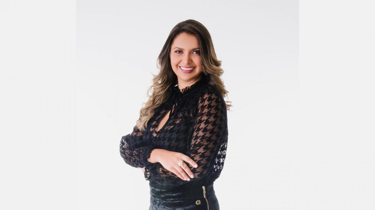 Professora Samyle Regina Matos Oliveira, Mestre em Ciência Jurídica (UENP), Doutoranda em Direito pela UFBA, professora e coordenadora Operacional do curso de Direito da Unit de Propriá-SE (Foto: Assessoria de Imprensa Unit)