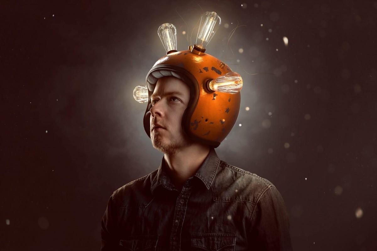 Capacete capaz de ler mentes chega ao mercado (Foto: Olhar Digital)
