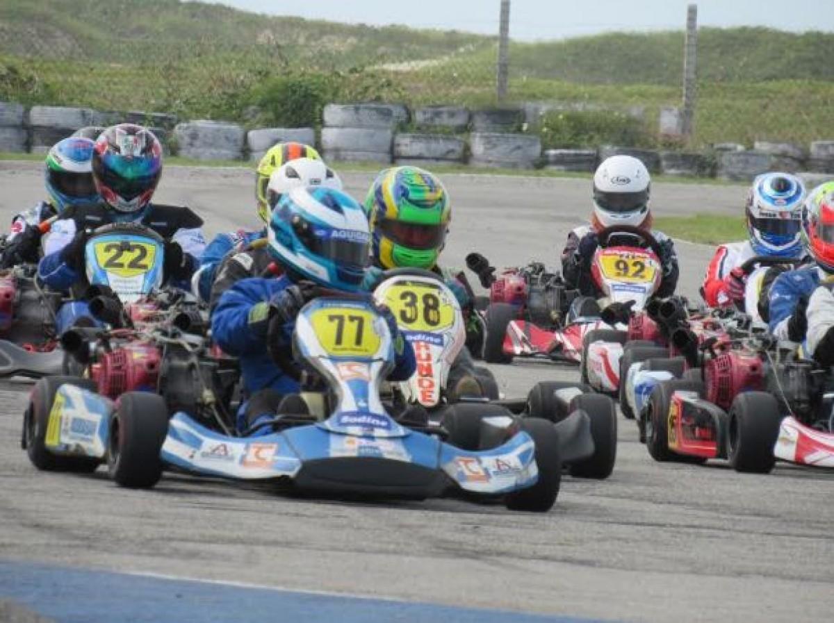 Campeonato do Nordeste de Kart (Foto: Assessoria de Comunicação da CBA   Kart/ FM assessoria)
