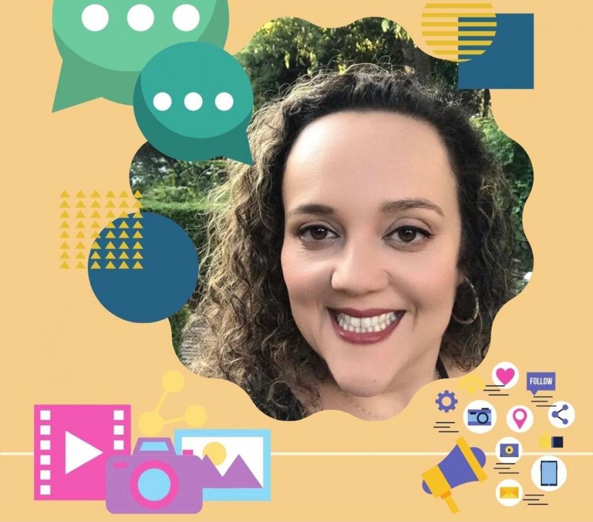 Jornalista Raquel Almeida (Imagem: Arquivo Pessoal)