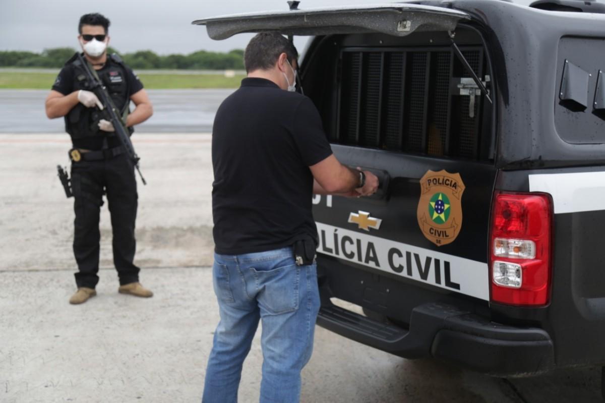 Polícia Civil de Sergipe publica edital de concurso público (Foto: SSP/SE)