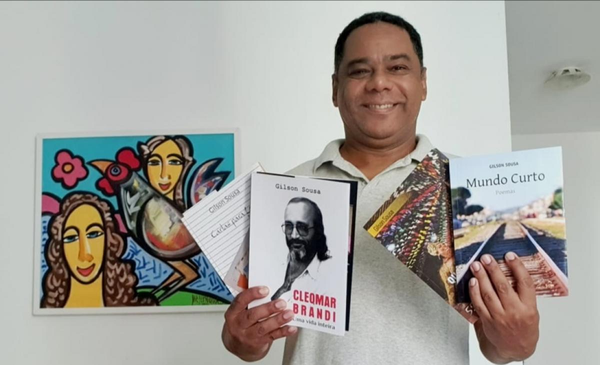 Jornalista Gilson Sousa (Foto: Assessoria de Imprensa Unit)
