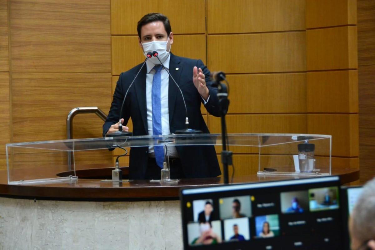 """""""Bolsonaro está cercado por traidores"""", afirma Rodrigo Valadares (Foto: Assessoria Rodrigo Valadares)"""