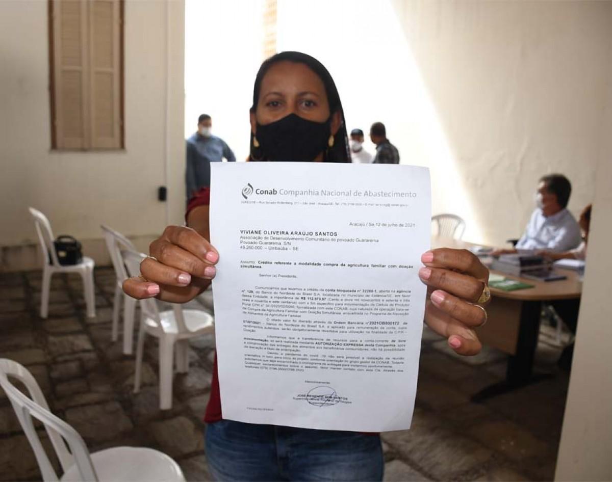 Associações da agricultura familiar são beneficiadas com emendas do deputado Laércio Oliveira (Foto: Site Laércio Oliveira)