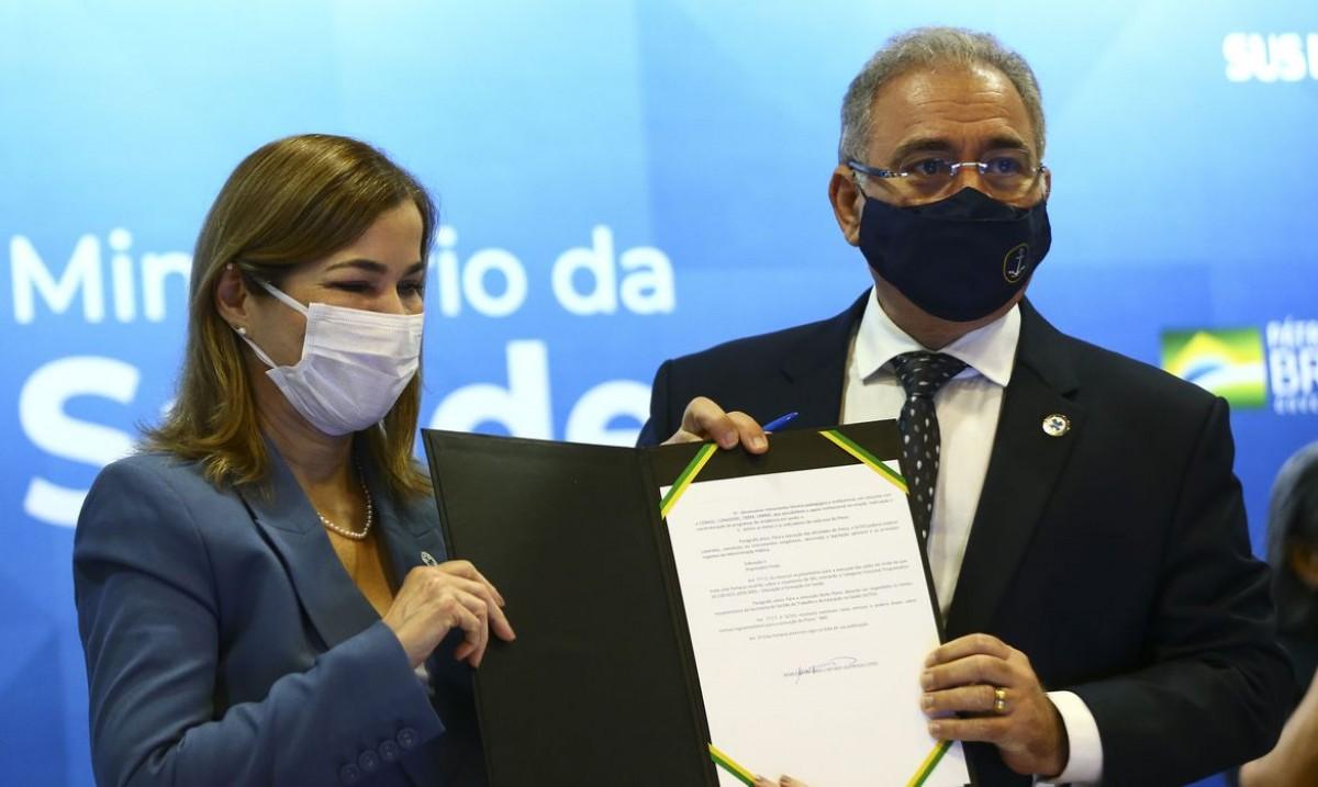 Ministério lança plano para fortalecer residências em saúde (Foto: Marcelo Camargo/ Agência Brasil)
