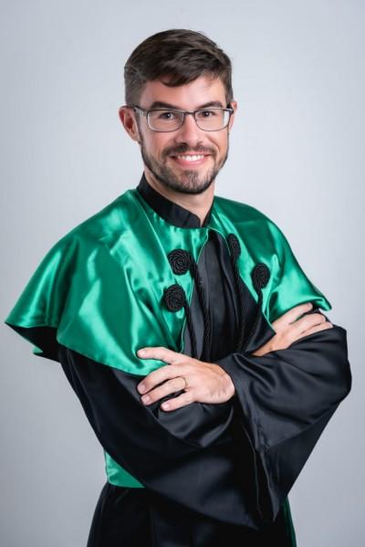 Psicólogo e professor da Universidade Tiradentes, doutor Cleberson Costa (Foto: Assessoria de Imprensa Unit)