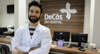 Infectologista e professor do curso de Medicina da Universidade Tiradentes, Matheus Todt (Foto: Assessoria de Imprensa Unit)