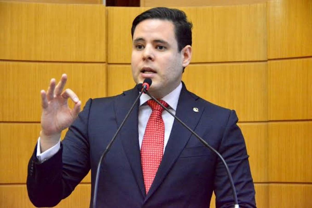 """Rodrigo Valadares: """"PTB é o único partido que está pronto para receber Bolsonaro"""" (Foto: Assessoria Rodrigo Valadares)"""