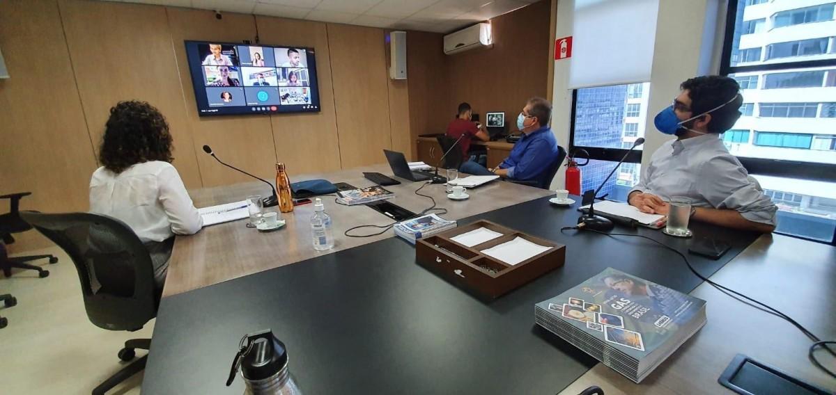 Fecomércio participa de reunião sobre Comércio Internacional (Foto: Fecomércio/SE)