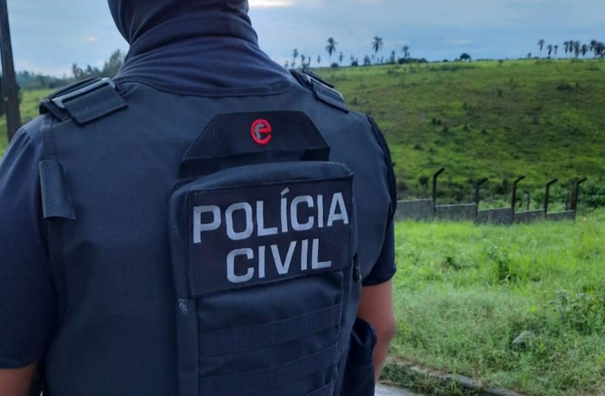 Polícia Civil flagra nova situação de maus-tratos contra égua em Simão Dias (Foto: SSP/SE)