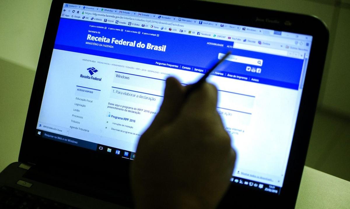 Receita libera consulta a terceiro lote de restituição do IR (Foto: Marcelo Camargo/ Agência Brasil)