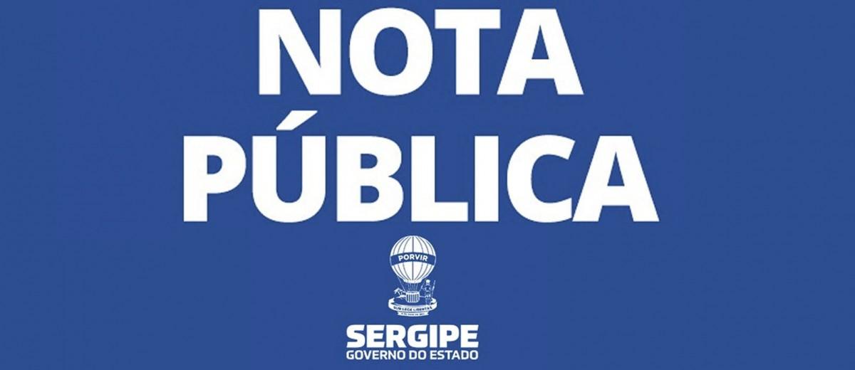 Governo do Estado inicia pagamento da folha de julho nesta quinta-feira, 29/7 (Imagem: Governo de Sergipe)