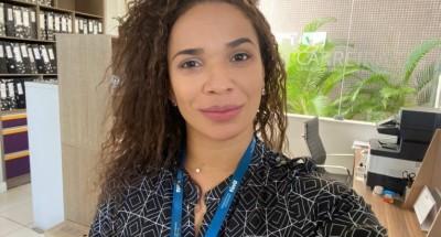 Psicóloga e analista de Desenvolvimento do Unit Carreiras, Maria Maciel (Foto: Assessoria de Imprensa Unit)
