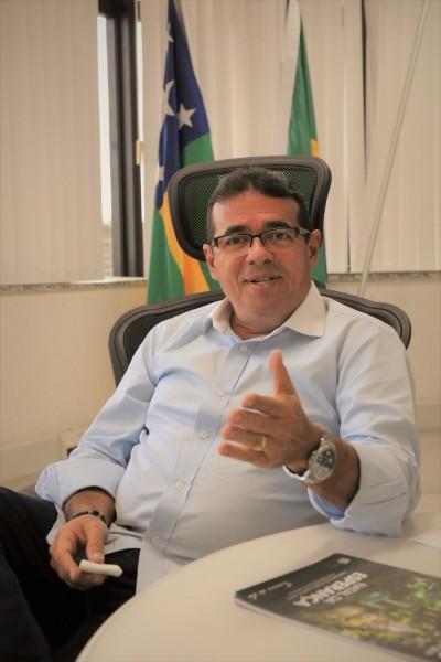 Marco Pinheiro, presidente da Acese e do Conselho Deliberativo do Sebrae Sergipe (Foto: Acese)