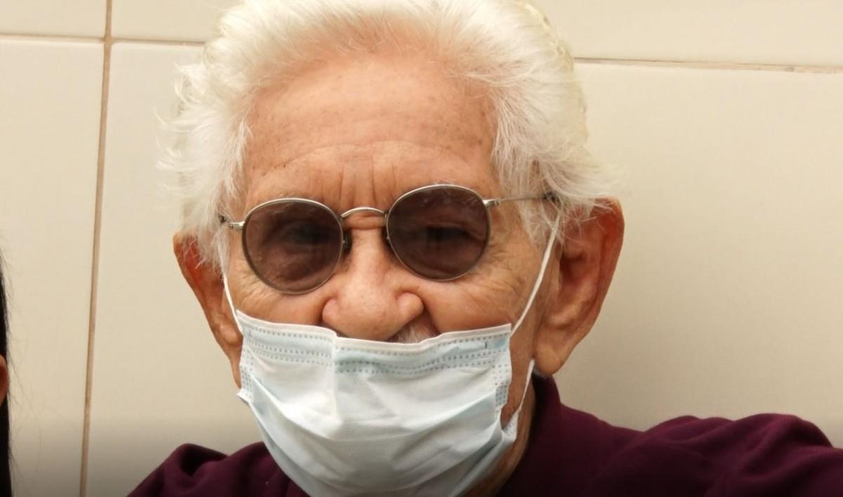 Orlando Vieira completa 90 anos (Imagem: Cedida/ TV Alese)