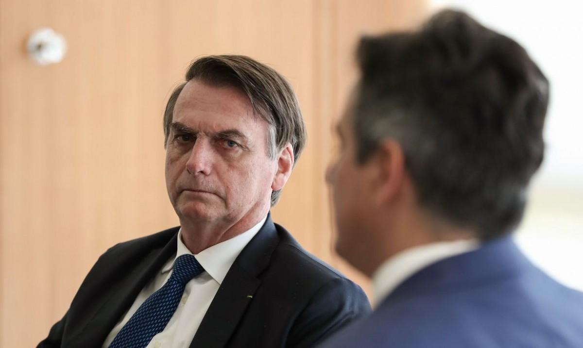 Ciro Nogueira aceita convite de presidente para chefiar Casa Civil (Foto: Marcos Corrêa/ PR)
