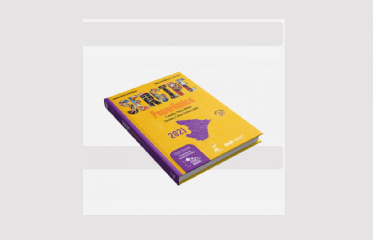 A 3ª edição do livro Sergipe Panorâmico já está disponível (Imagem: Divulgação)