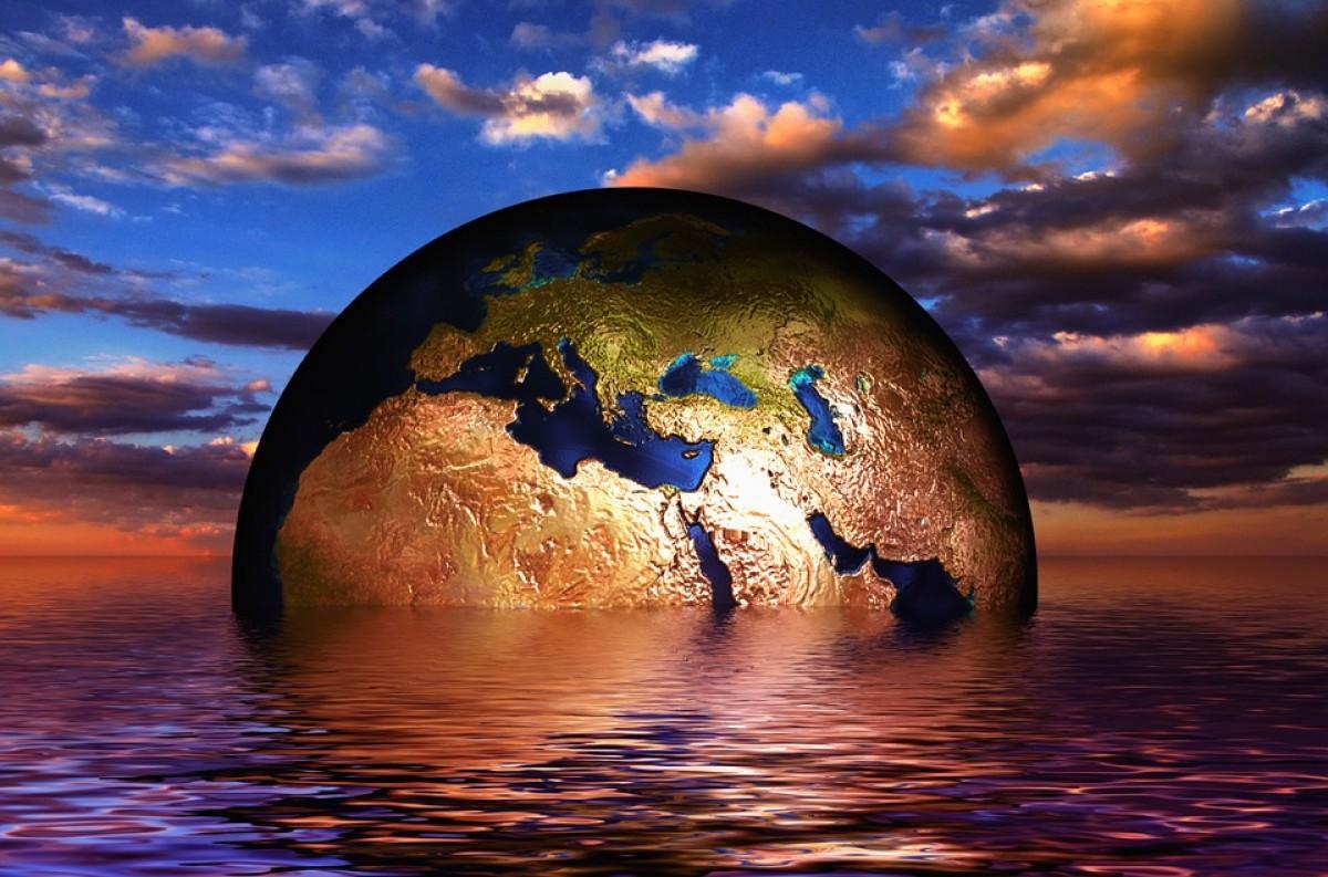 Colapso da civilização pode ser evitado? Pesquisadora fala sobre impacto da mudança climática (Imagem ilustrativa: Pixabay)