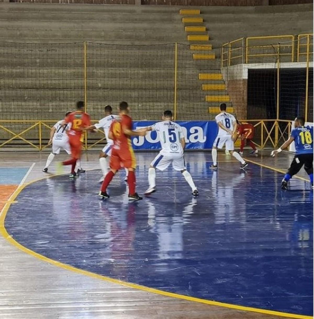 Competição masculina está prevista para começar no dia 03 de setembro (Foto: Ascom FSFS)