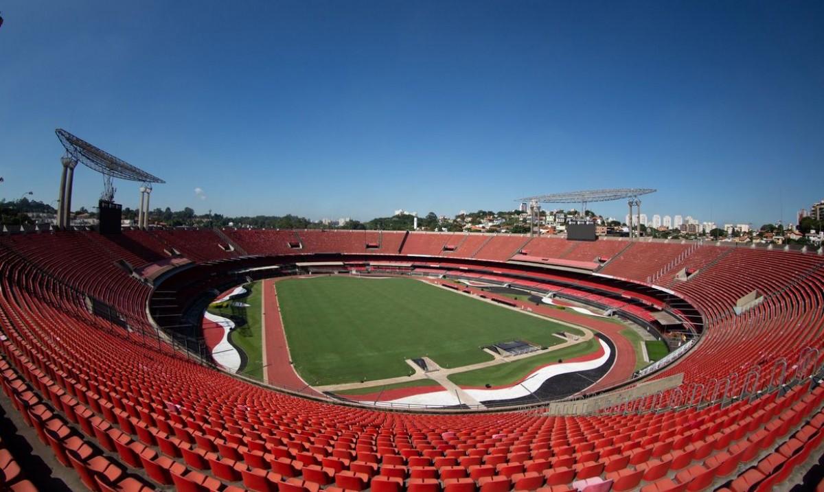 Estádios de São Paulo terão público a partir de novembro (Foto: Reprodução/ Twitter/ Bangu Atlético Clube)
