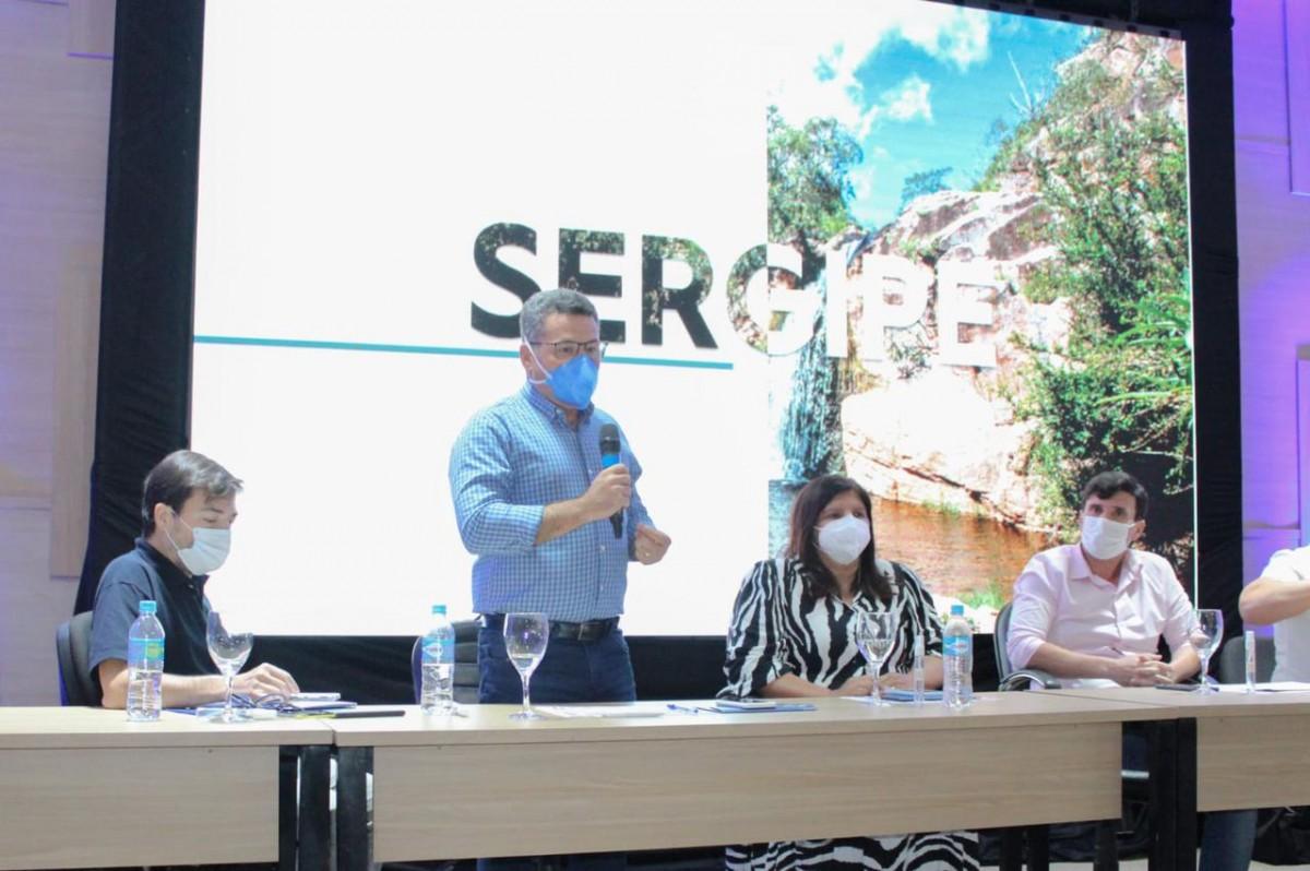 Roteiro integrado reúne gestores de turismo de SE, AL, PE e BA (Foto: Governo de Sergipe)