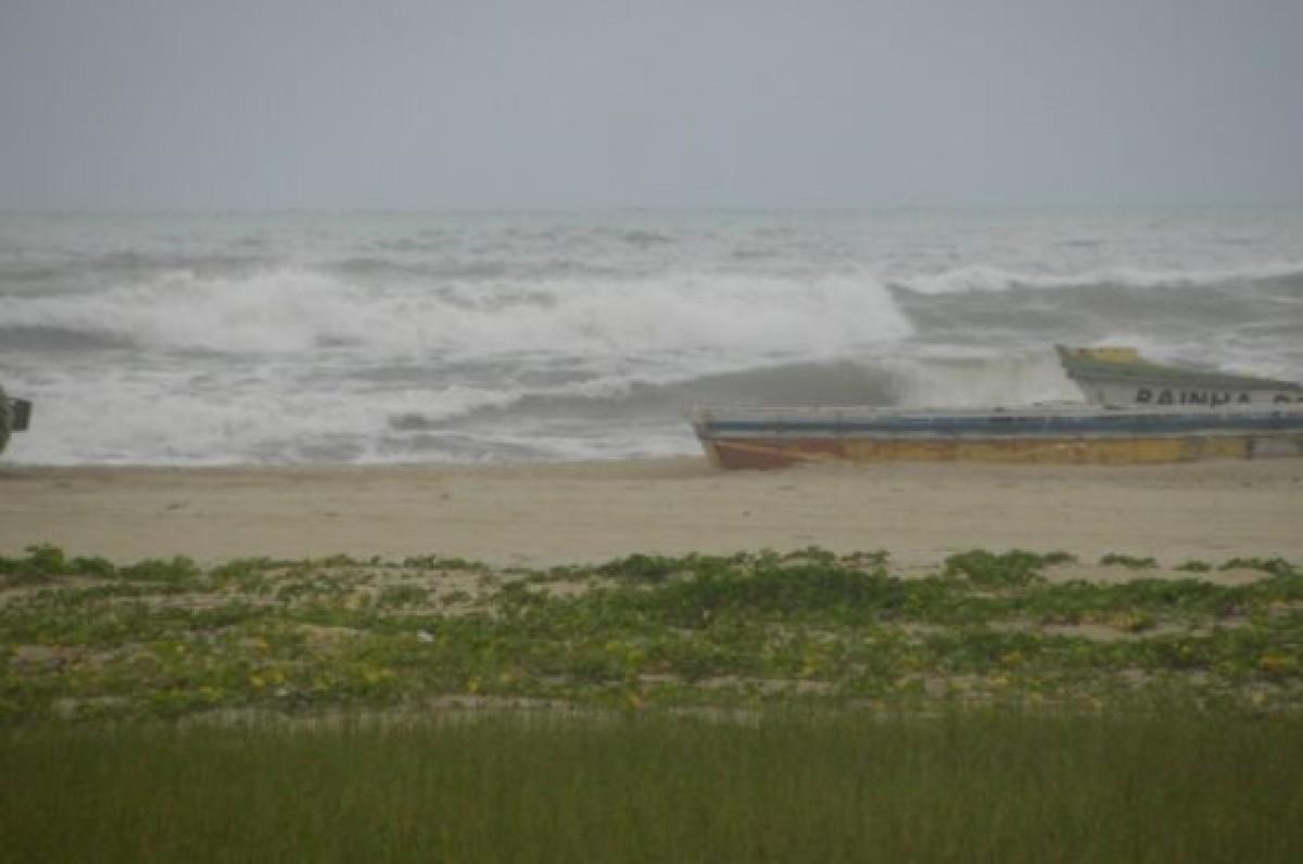Marinha alerta para ressaca com ondas de até 2,5m de altura (Foto de arquivo: Portal Infonet)