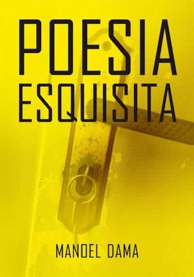 """Livro """"Poesia Esquisita"""" (Imagem: Reprodução)"""