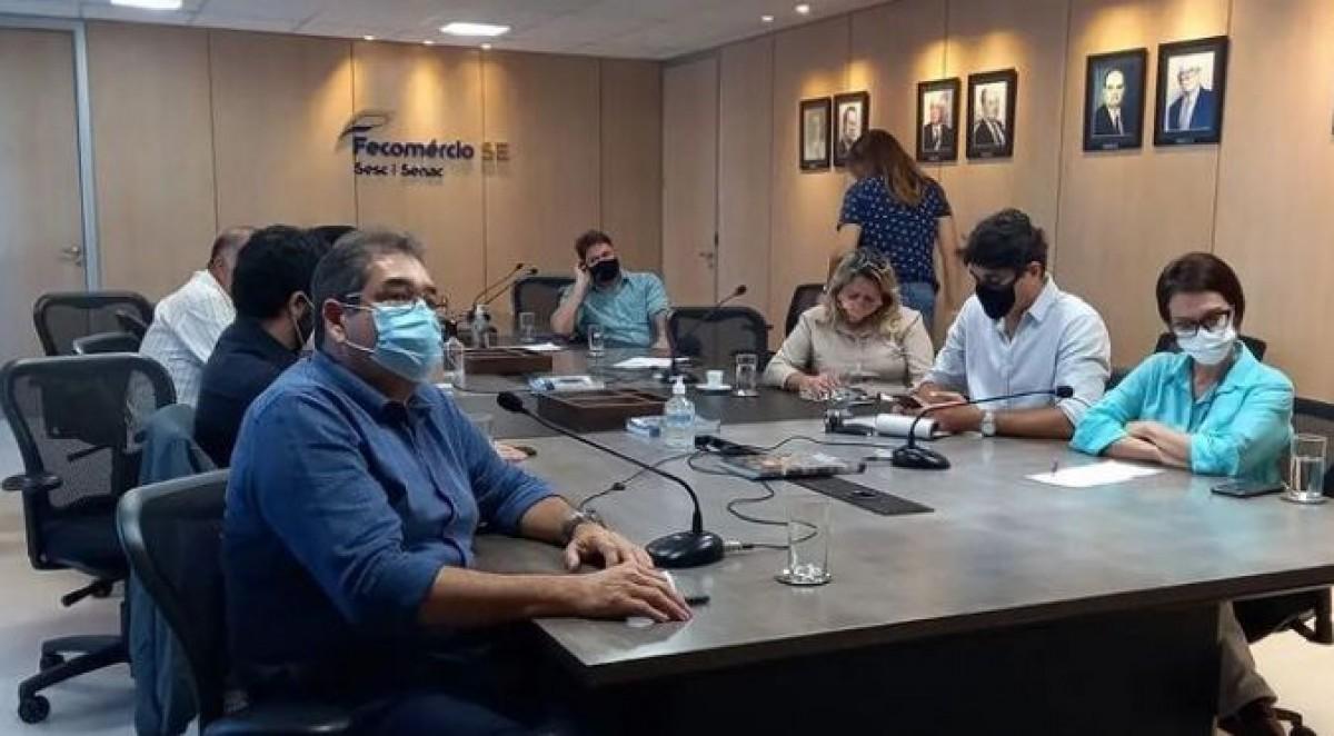 """Projeto """"Vai Turismo"""" pretende definir políticas públicas sustentáveis para o setor (Foto: Fecomércio/SE)"""