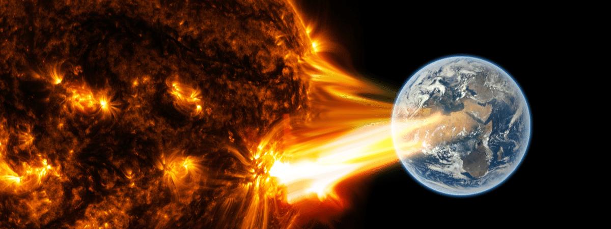O que uma tempestade solar faria com a internet? (Foto: Olhar Digital)