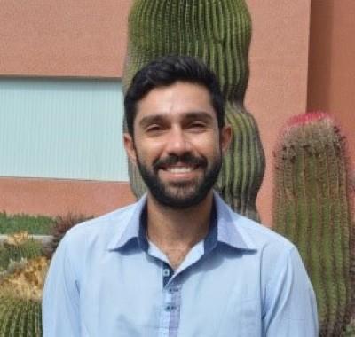 Rony Rei do Nascimento Silva, doutor em Educação pela Unesp e professor do curso de História da Universidade Tiradentes (Foto: Assessoria de Imprensa Unit)