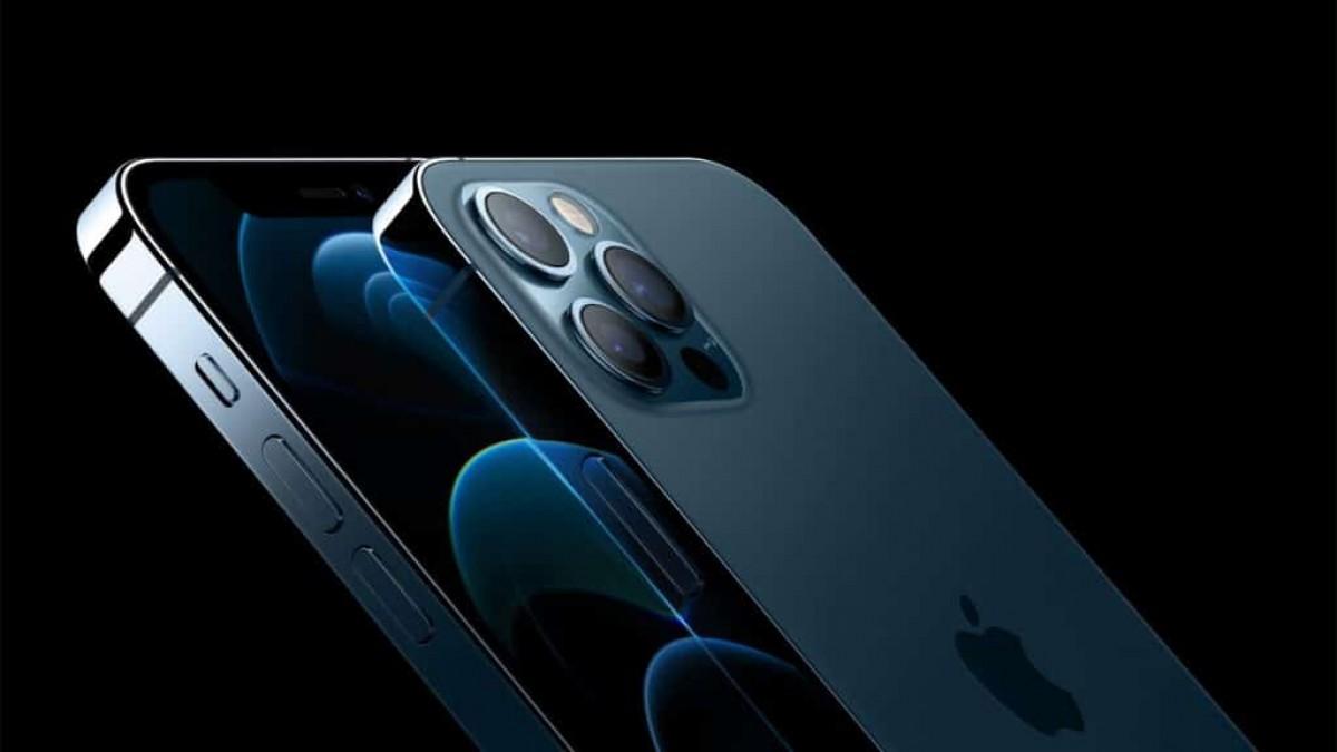 iPhone 12 Pro Max (Imagem: Divulgação/ Apple)