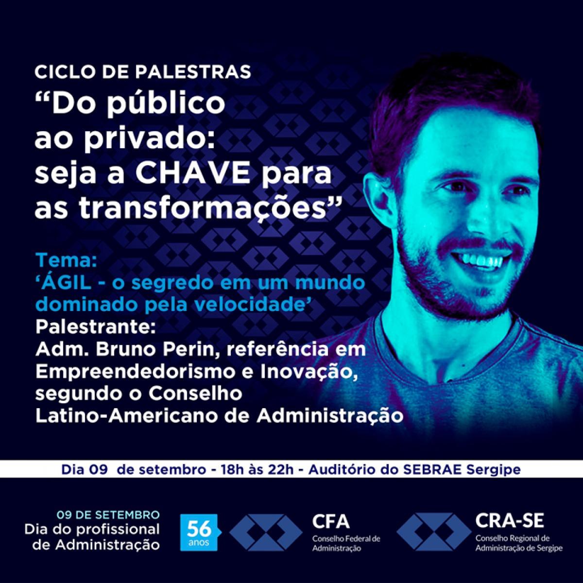 A agilidade como ferramenta de transformação do seu negócio (Imagem: Divulgação/ CRA/SE)