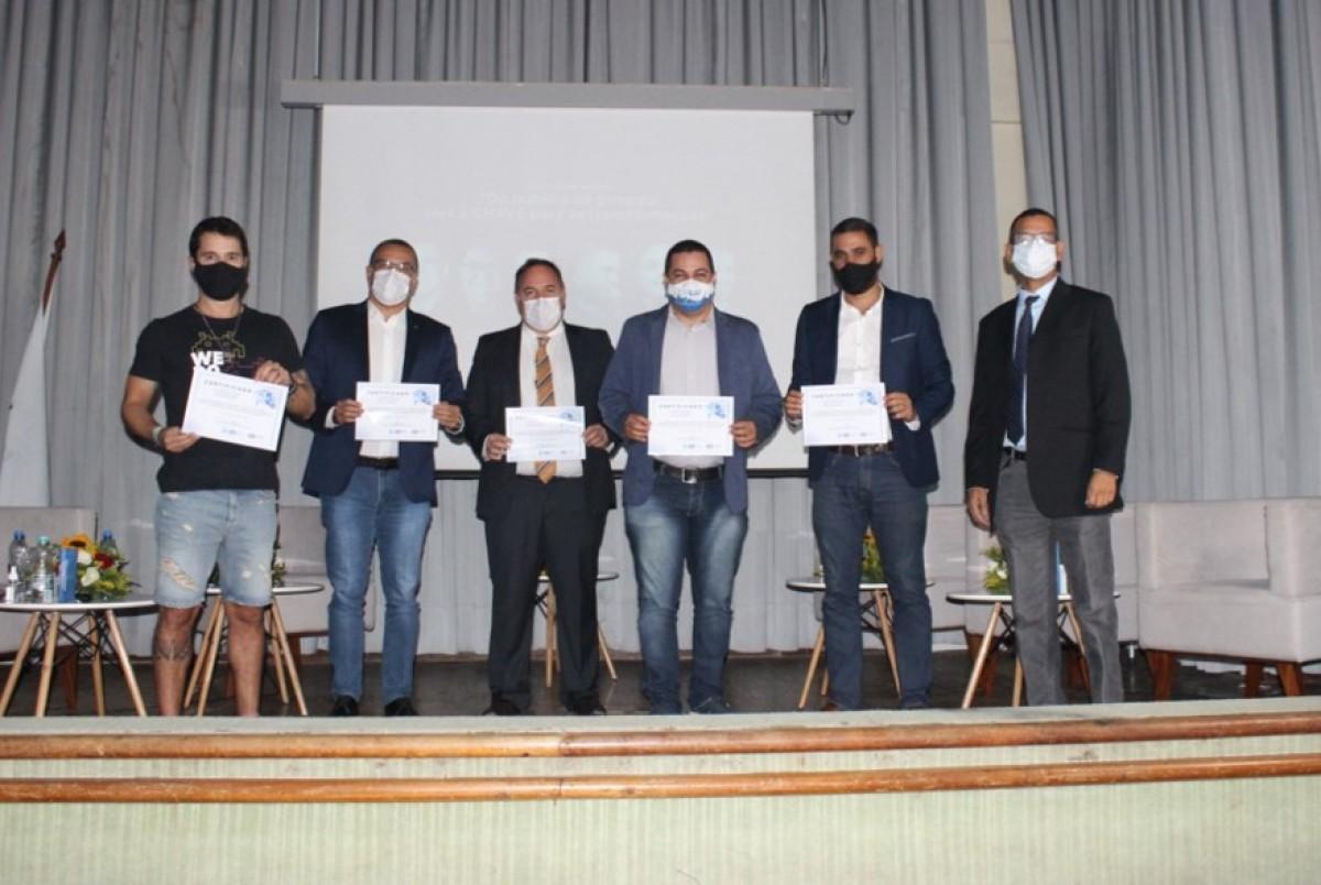 CRA-SE realiza ciclo de palestras em comemoração ao Dia do Administrador (Foto: CRA-SE)
