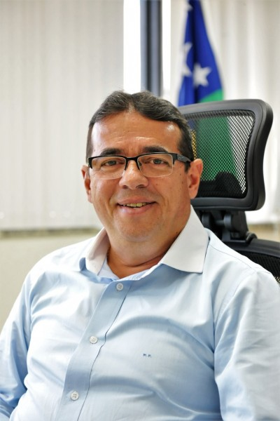 Marco Pinheiro, empresário e líder do Movimento Empreendedores Verde-Amarelos (Foto: Assessoria)