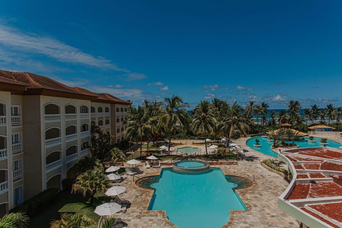 Costa do Sauípe, um dos Resorts da Linha Verde (Foto: Carla Passos)