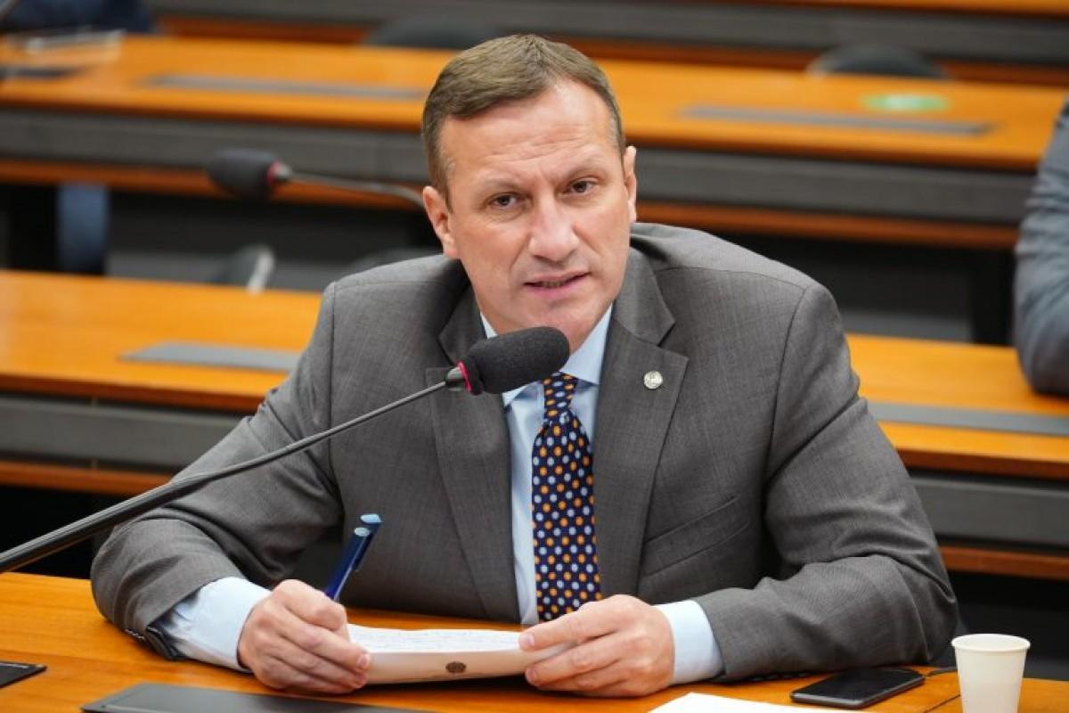 Sanderson: relatório ainda não está fechado (Foto: Pablo Valadares/ Câmara dos Deputados)