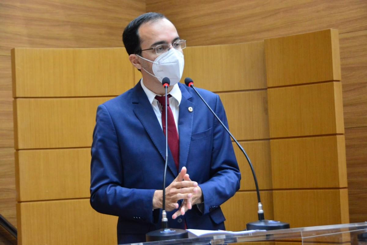 Georgeo Passos afirma que racha político na base do Governo revelou dívidas do Ipesaúde (Foto: Jadilson Simões)