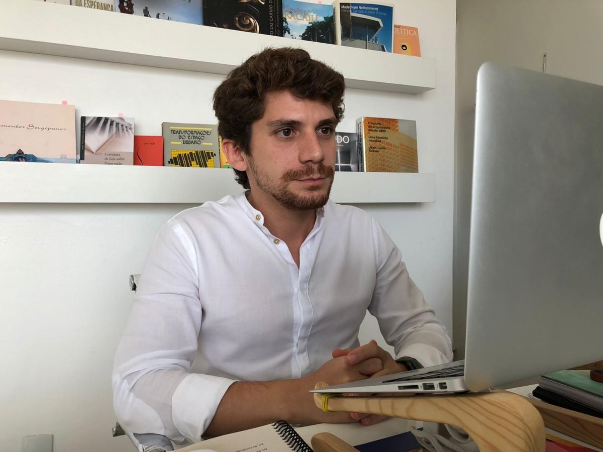 """""""Moradia digna é um direito humano e constitucional"""", afirma Breno Garibalde (Foto: Assessoria Breno Garibalde)"""