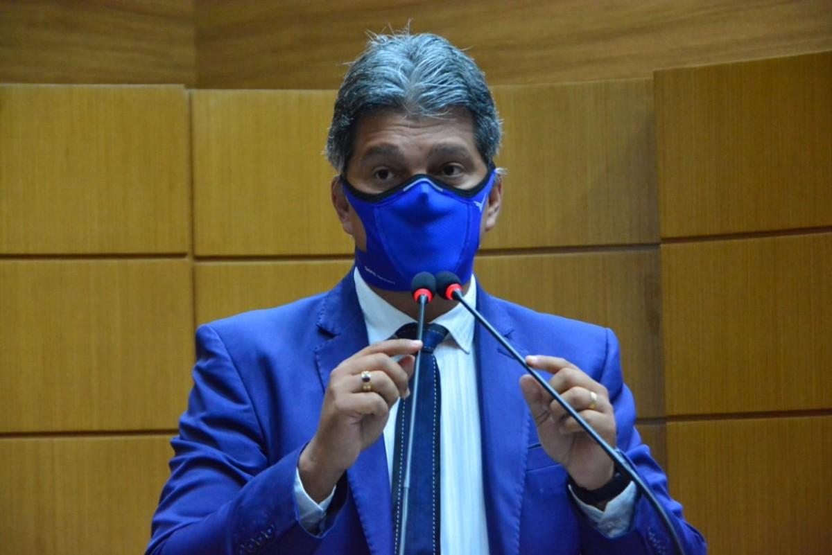 Dr. Samuel defende criação de IML Veterinário em Sergipe (Foto: Jadilson Simões)