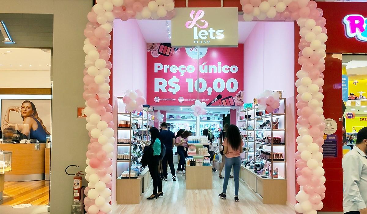Lets Make inaugura no Shopping Jardins (Foto: Divulgação)