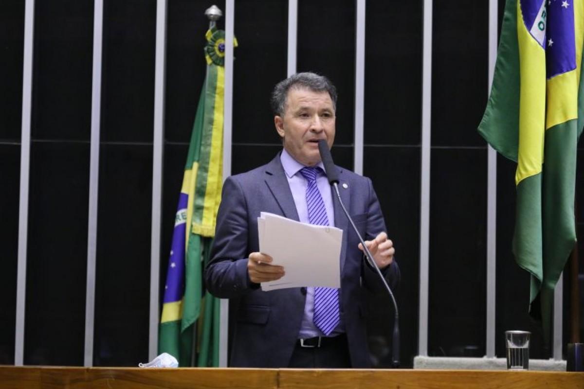 Darci de Matos voltou a defender a PEC (Foto: Cleia Viana/ Câmara dos Deputados)