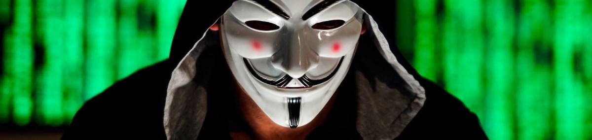 """Exclusivo: """"Pessoas ruins precisam ter medo de nós"""" ? Anonymous conta tudo, inclusive como alguém entra (Foto: Olhar Digital)"""
