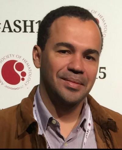 Lucas de Menezes, hematologista da Onco Hematos (Foto: Ascom Onco Hematos)