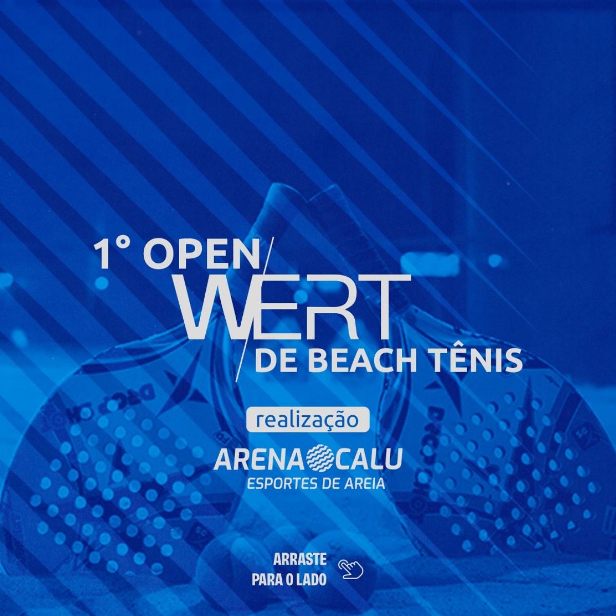 Torneio de Beach Tênis acontece neste final de semana em Aracaju (Imagem: Divulgação)