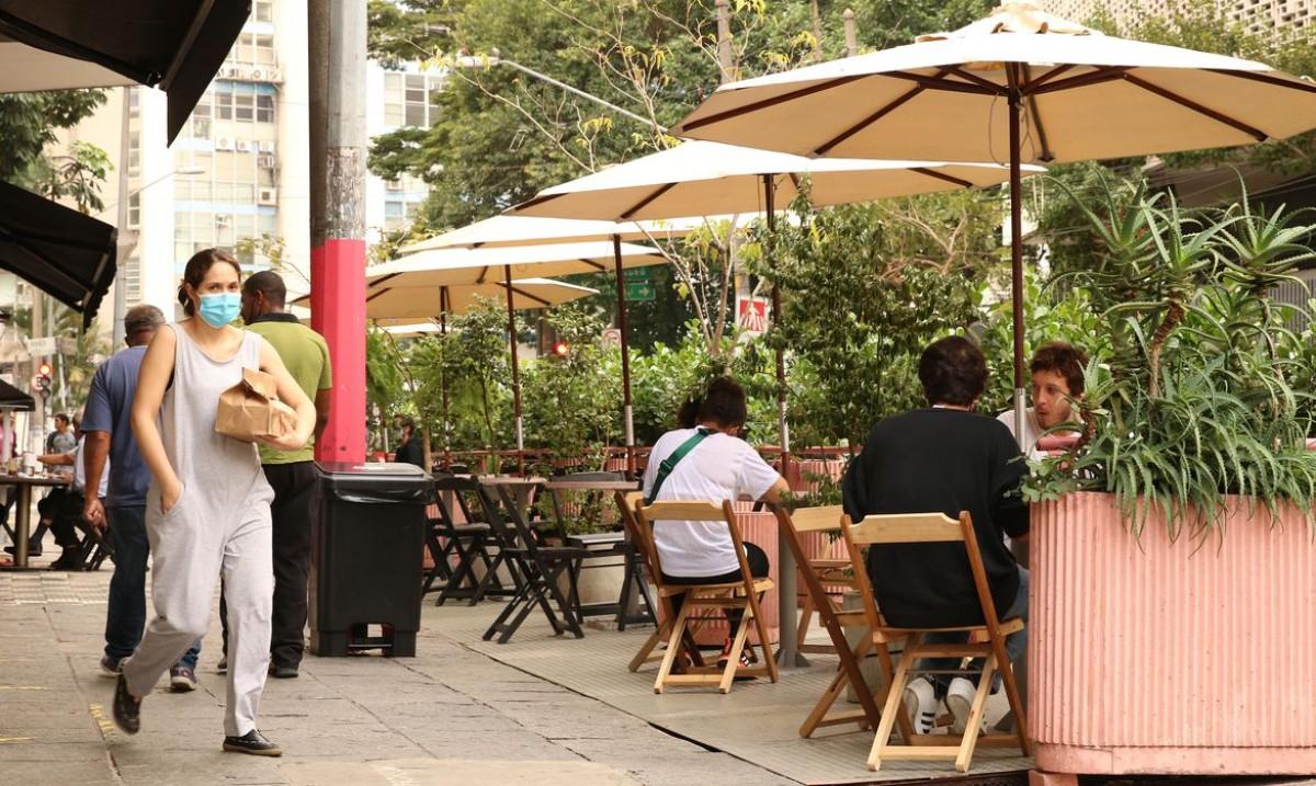 São Paulo reduz ICMS para bares e restaurantes (Foto: Rovena Rosa/ Agência Brasil)