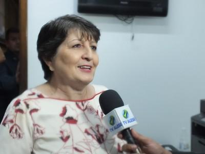 Alese aprova título de Capital Estadual do Inhame para Malhador (Foto: Assessoria Maria Mendonça)