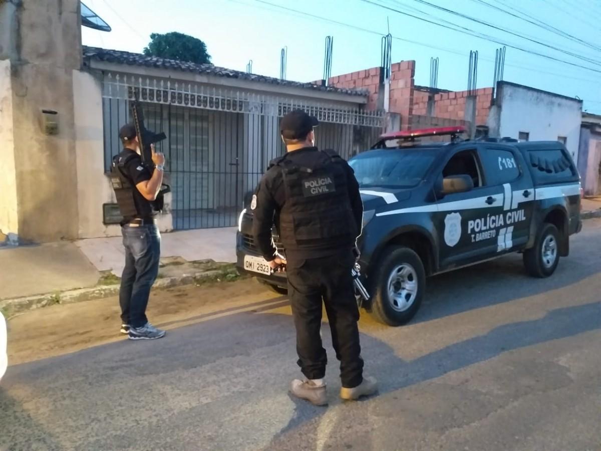 Operação Cavalo de Troia: Polícia Civil desarticula grupo criminoso responsável por furto de animais no interior de Sergipe (Foto: SSP/SE)