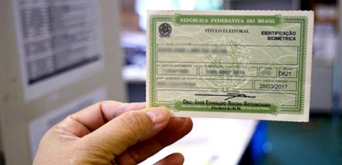 Mais de 230 mil títulos eleitorais foram cancelados em Sergipe (Foto: TSE)