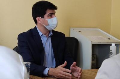 Em Estância, Danniel Costa reafirma que a advocacia sergipana vive seu pior momento (Foto: Assessoria Danniel Costa)